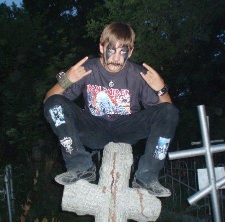 Iron Maiden Gay 46