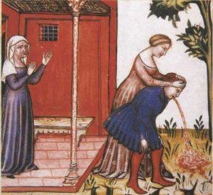il medioevo secondo i Saurom