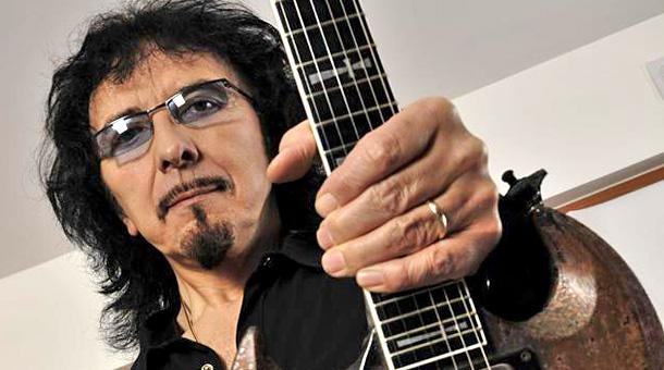 Tony Iommi Portrait Shoot - 2010