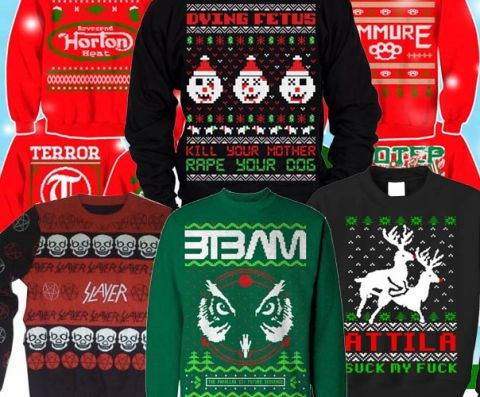 heavy-metal-christmas-sweaters