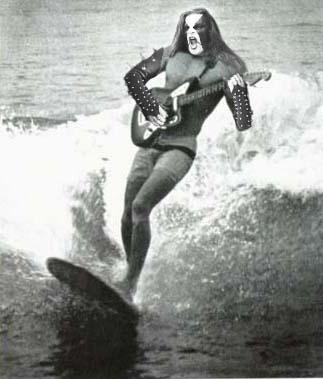 Black-Metal-Surf-Rock