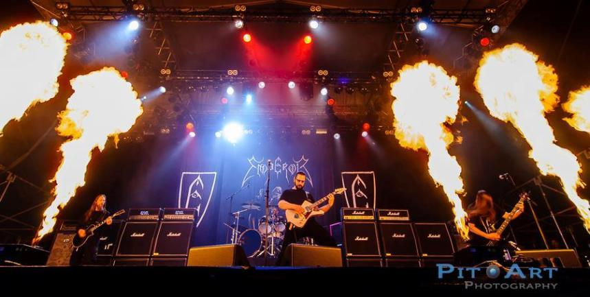 emperor live hellfest 2014