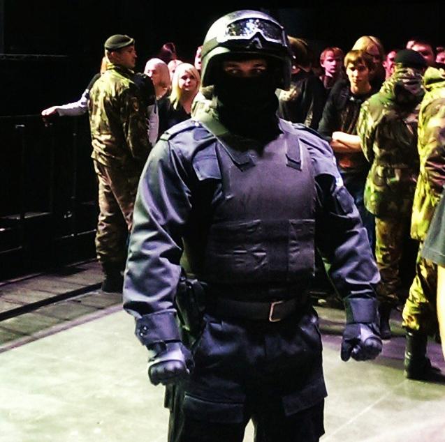 Russian-SWAT