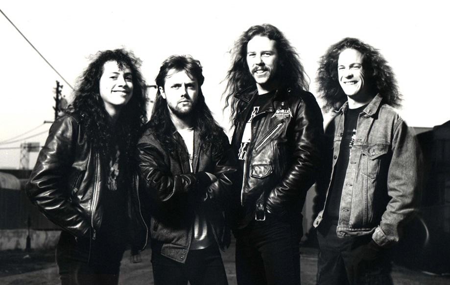 Risultati immagini per black album metallica la storia