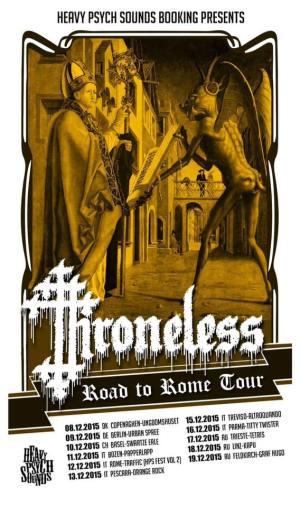 throneless
