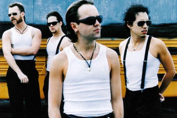 Metallica-Elektra