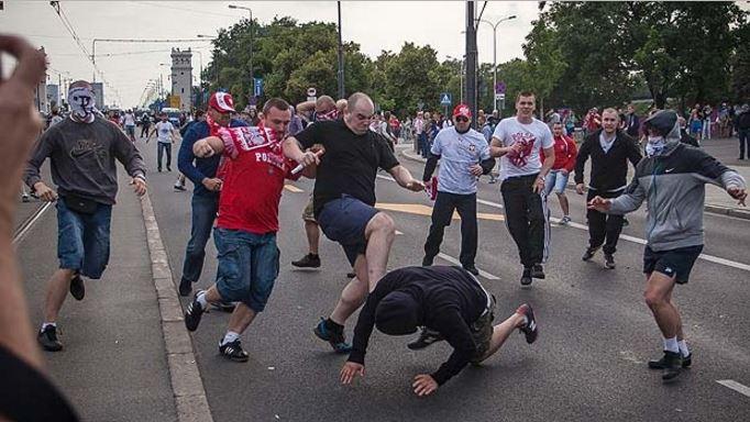 Una domenica come tante in Polonia