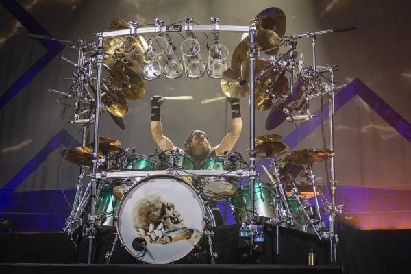 mike mangini drums