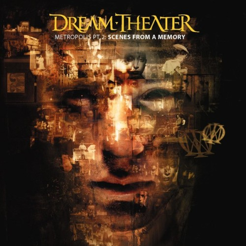 Dream Theater Metropolis part 2 Scenes from a memory