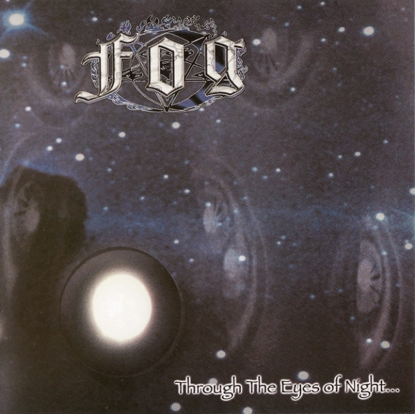 Fog - Through the Eyes of the Night… Winged they Come cover
